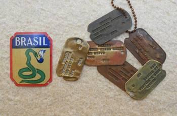 Homenagem a Força Expedicionária Brasileira