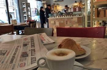 Apresentando os jornais italianos