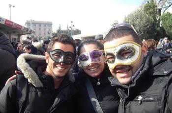 Carnaval na Itália