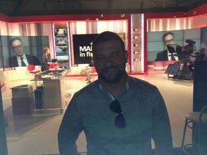 Fabio Barbiero na Rai News