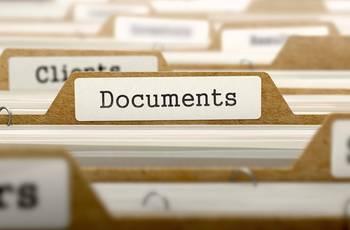 Documentos italianos, como se parecem?