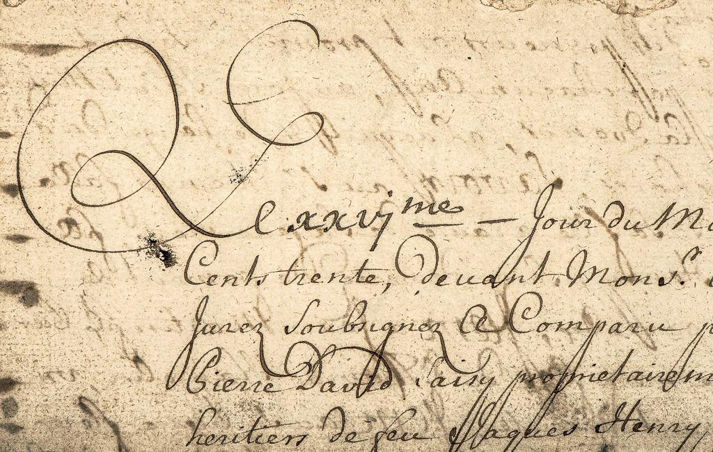 documentos italianos