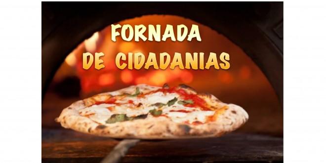 Fornada de cidadanias: Amanda, Mariana, Pedro, Felipe e Caio