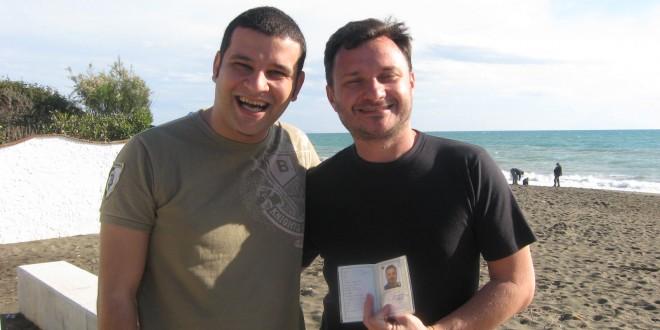 Reencontrando um grande amigo – Carlos Primolan