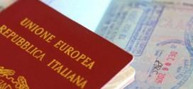 Novo formulário para solicitar o passaporte italiano