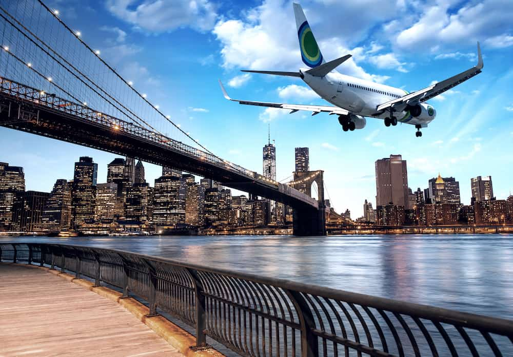 aviao new york