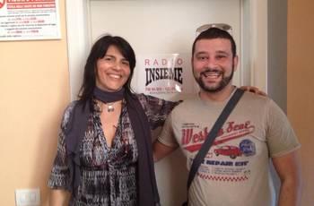Participação em uma Rádio Italiana