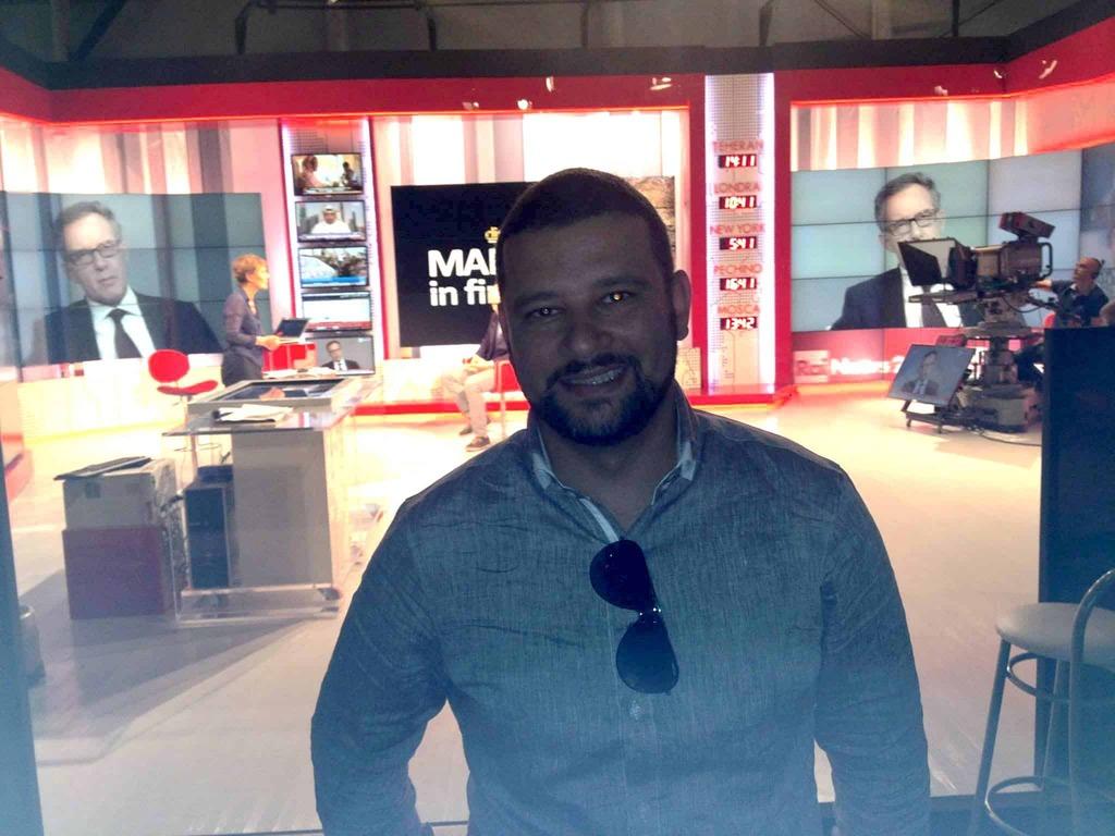 Fabio Barbiero Ao Vivo na Rai