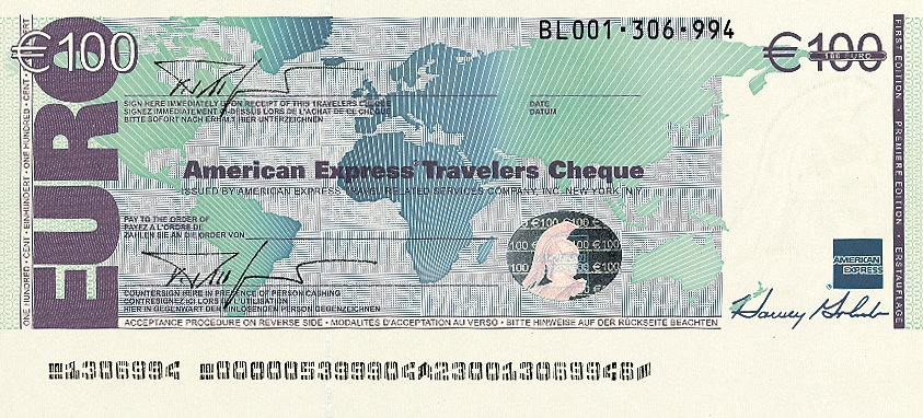 Travellers-cheque