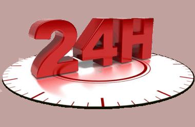 Últimos preparativos – 24 horas antes da viagem