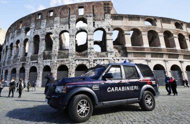Criminalidade na Itália
