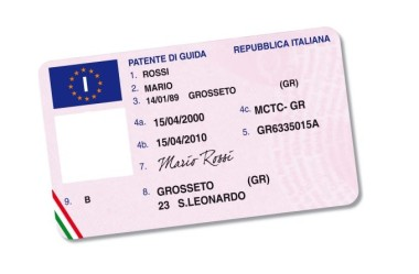Carteira de Motorista Italiana – Patente de Guida