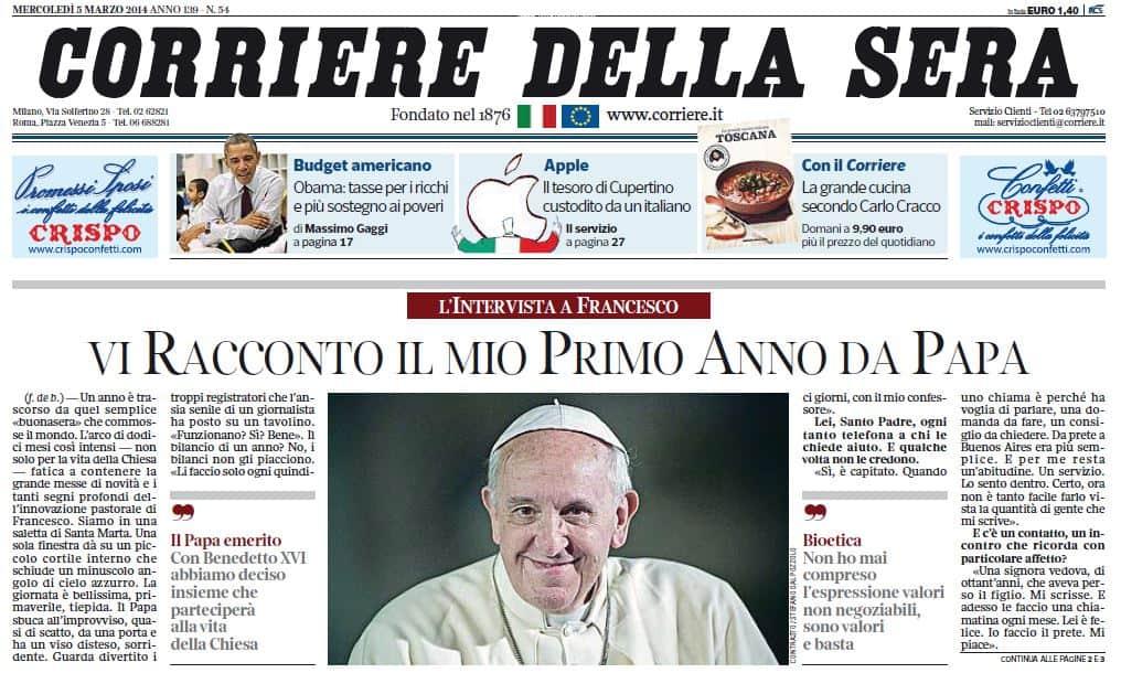 jornais italianos