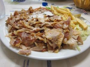 kebabpiatto
