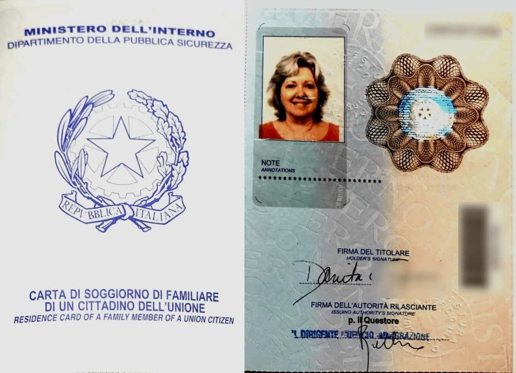Visto Italiano Para Marido (ou esposa)