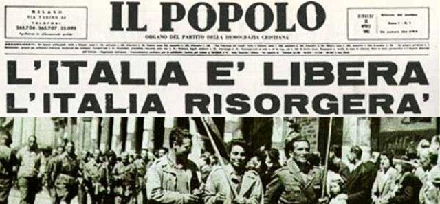 Libertação da Itália