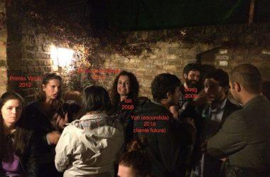 Segundo Sagakontro em Londres | Outubro de 2014