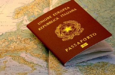 Agendando o passaporte italiano online, sem traumas