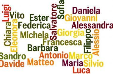 Nomes italianos para seu filho ou filha