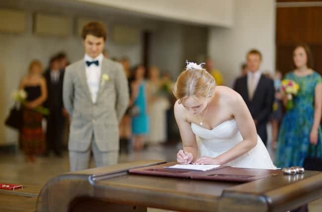 Cidadania italiana por casamento
