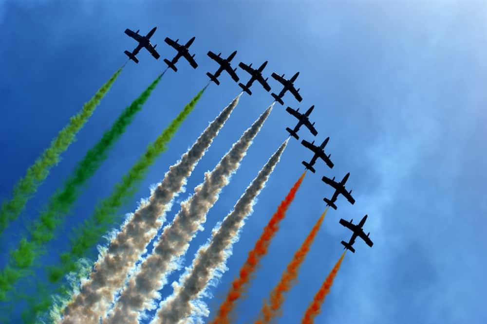 freccie tricolore
