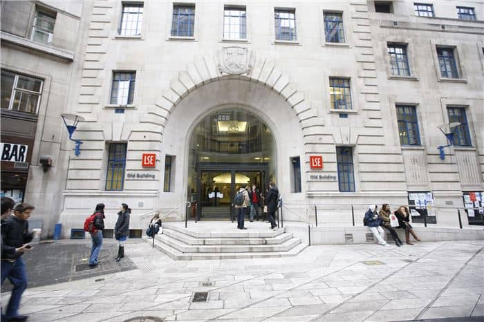 Fonte: London School of Economics and Political Science