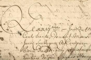 Cuidado com rasuras e carimbos no documento italiano