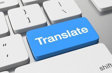 Como Encontrar um Tradutor?
