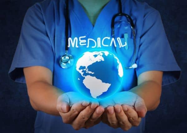 médico na Itália