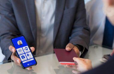 Passaporte de Saúde Digital  Vem Aí